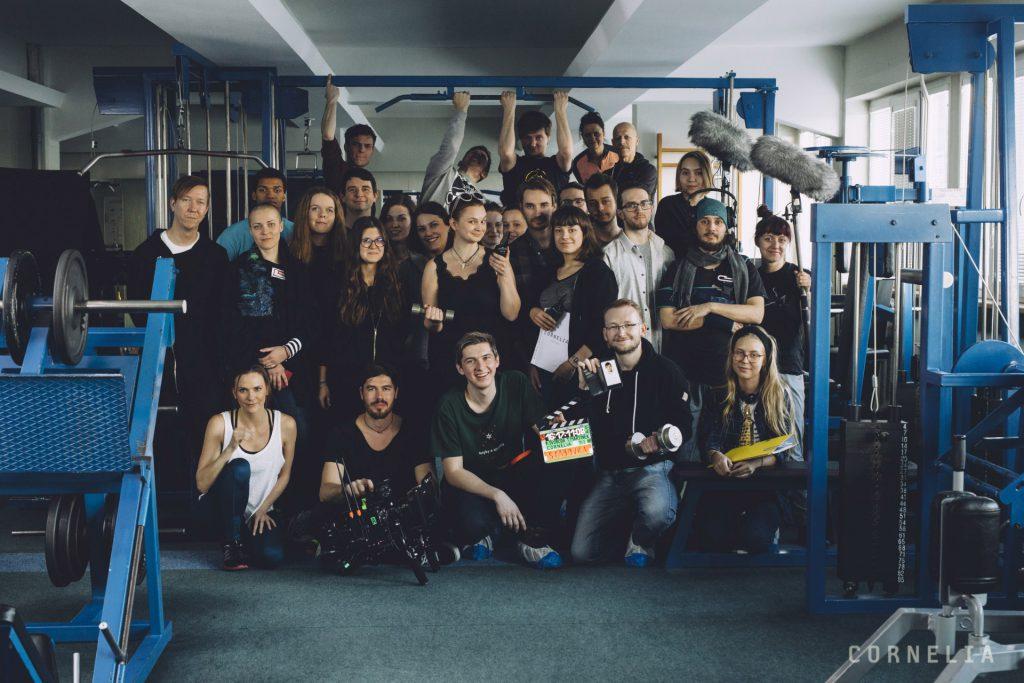 Celý tím filmu Cornelie | Rozhovor Radim Svoboda